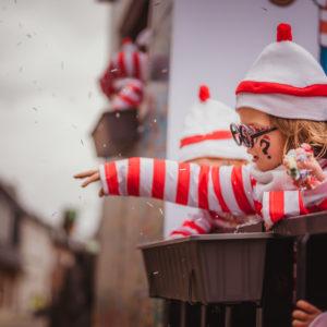 Des activités familiales durant les congés de carnaval en Ardenne.